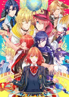 UtaPri ~~ A composer and her performers.
