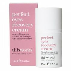 Product Review: This Works Perfect Eyes Recovery Cream