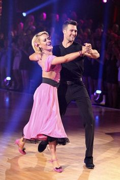 James Maslow Dancing With the Stars Samba Video 4/28/14 #DWTS  #JamesMaslow