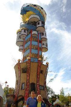 The Hundertwasser Tower