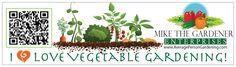 "Receive an ""I Love Vegetable Gardening"" bumper sticker"