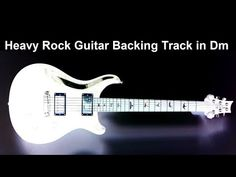 Heavy Rock Guitar Backing Tracks in Dm Download Free MP3 #141