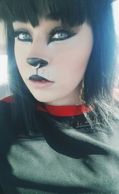 Lioness by amberdink. Tag your pics with #Halloween and #SephoraSelfie on Sephora's Beauty Board for a chance to be featured!