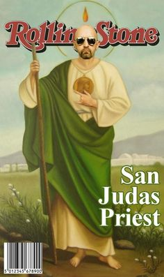 San Judas Priest.