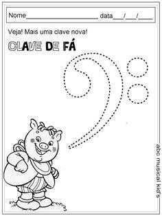 ATIVIDADES DE EDUCAÇÃO INFANTIL E MUSICALIZAÇÃO INFANTIL: Atividades de Musicalização Infantil 2013