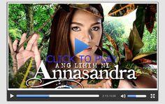 Ang Lihim ni Annasandra December 9, 2014   Watch Ang Lihim ni Annasandra Dec 9, 2014 GMA 7 Replay   Annasandra 120914 GMA Pinoy TV Live Stream Single Video