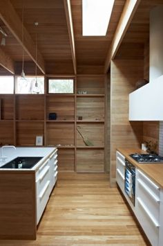 Pirates Bay House / O'Connor and Houle Architecture | ArchDaily