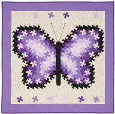 FLY FLY AWAY WALL QUILT KIT