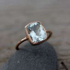 unique gold rings right hand for women | ... Rose Gold, Custom Made Engagement or Right Hand Ring | Madelynn Cassin