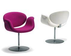 "Pierre Paulin ""little tulip chair"" hive modern"