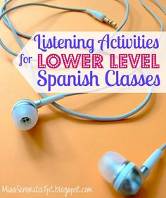 I like to include listening activities in my Spanish classes as much as I can. I… I like to include listening activities in my Spanish classes as much as I can. It can be seriously challenging to find good listening act…