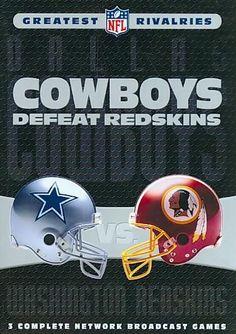 NFL's Greatest Rivalries: Dallas Vs. Washington