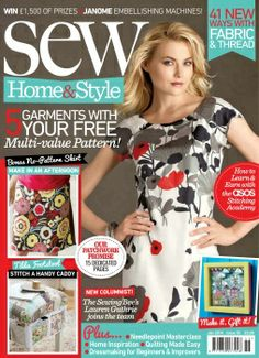 Sew Home & Style No. 1 2014