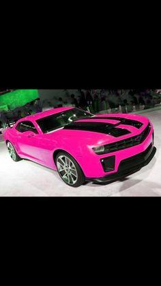 Pink Camero <3