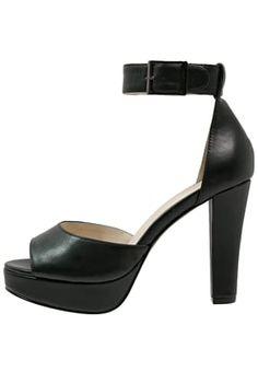 Sandali con i tacchi - black