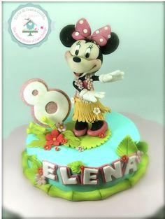 Birthday Cakes - MINNIE HAWAII