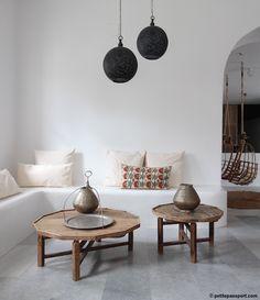 San Giorgio Hotel Mykonos by Petite Passport barefootstyling.com
