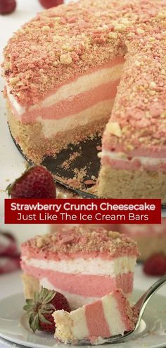 Desserts To Make, Köstliche Desserts, Tasty Dessert Recipes, Easy Delicious Desserts, Heavenly Dessert Recipe, Cakes To Make, Easy Sweets, Birthday Desserts, Easy Baking Recipes