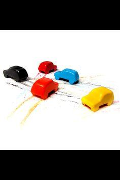 Crayolas car
