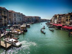 Canale Grande Venedig Grand Canal, Europe, Blog, Venice Italy, Heavens