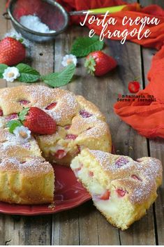 Tasty, Yummy Food, Daily Meals, Biscotti, Creative Food, Summer Recipes, Italian Recipes, Food To Make, Cake Decorating