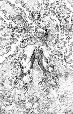 Thanos by Philip Tan *