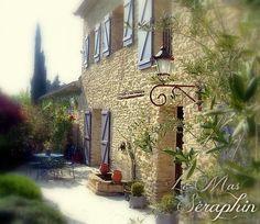 Le Mas Séraphin à l'Isle-sur-Sorgue en Provence