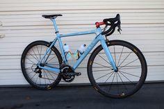Ritte Vlaanderen 2015 road bike prototype-->