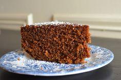 The Virtual Goody Plate: Fresh Ginger Cake 9via David Liebovitz)