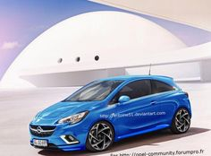 Opel Corsa OPC Specifications - http://autotras.com