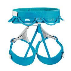 Petzl Luna   #rockclimbing #harness #Petzl #climblikeagirl