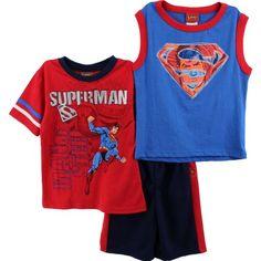 Superman Toddler Red 3pc Top Shorts Set 3WB2765C (2T) DC Comics,http://www.amazon.com/dp/B00IUN98RA/ref=cm_sw_r_pi_dp_jx6itb0P8DH9DQSC