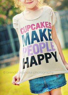 cupcakes make people happy :)