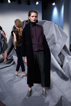Berlin Fashion Week: Vladimir Karaleev A/W 2016 - amazed