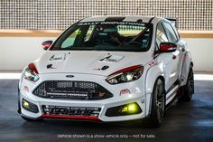 Ford Focus! Sema 2015