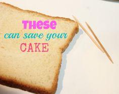 No Stale Cake!