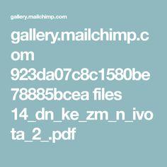gallery.mailchimp.com 923da07c8c1580be78885bcea files 14_dn_ke_zm_n_ivota_2_.pdf Paleo, Low Carb, Pdf, Gallery, Low Carb Recipes, Beach Wrap