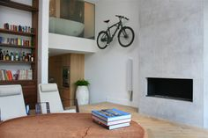 Interieur ontworpen en gemaakt door Piet-Jan van den Kommer