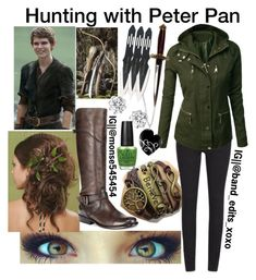 Hunting with Peter Pan {Once Upon A Time}