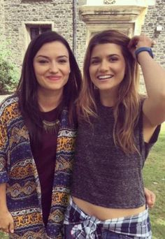 Natasha and elise on almost adults