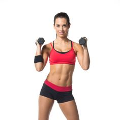 Autumn Calabrese, celebrity trainer, and creator of the 21 Day Fix. Want more info on the 30-minute a day workouts  nutrition plan by this fitness competitor? Check out http://soreyfitness.com/fitness/21-day-fix-autumn-calabrese/