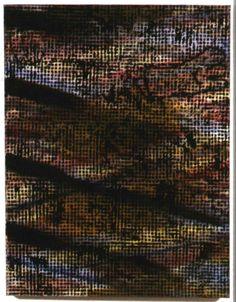 perceptuality:  Prunella Clough Mesh with Glove I 1980...