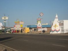 Tucumcari, NM, actually used to live here!