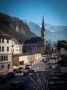 What to see in Vaduz, Liechtenstein