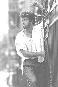 George Michael was such a beautiful man