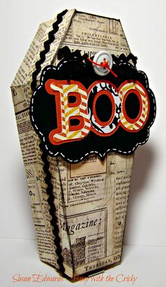 Coffin Boo Box!!