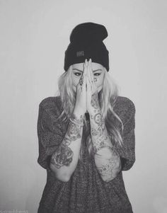 Black And White Sleeve Tattoos For Women Tumblr Photograph - Best HQ images | Best hq photos | best hq wallpapers
