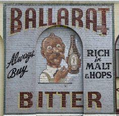 Ghost signs of Ballarat - Ghost Signs Australia
