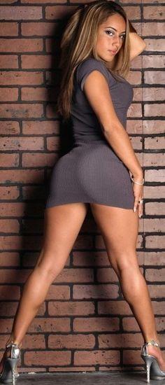 Soclose #81 super short skirt latina milf!!!!
