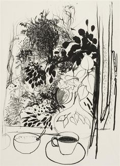 black and white ink drawing by Brett Whiteley Art Inspo, Art Et Illustration, Graphic Design Illustration, Mark Making, Art Design, Oeuvre D'art, Drawing People, Painting & Drawing, Life Drawing